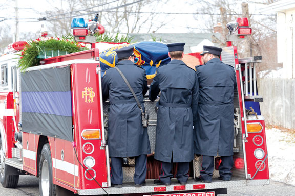 On March 8, 2018, a firematic service was held at the Holbrook Fire Department Headquarters to remember and to celebrate the life of ex-Chief and ...