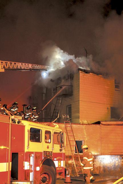 Jersey City 3-Alarmer City | FireNews com