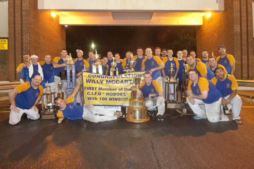 Central Islip Hoboes Win 2013 NYS Motorized Drill