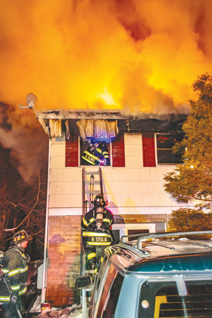 Fatality at Fishkill Blaze