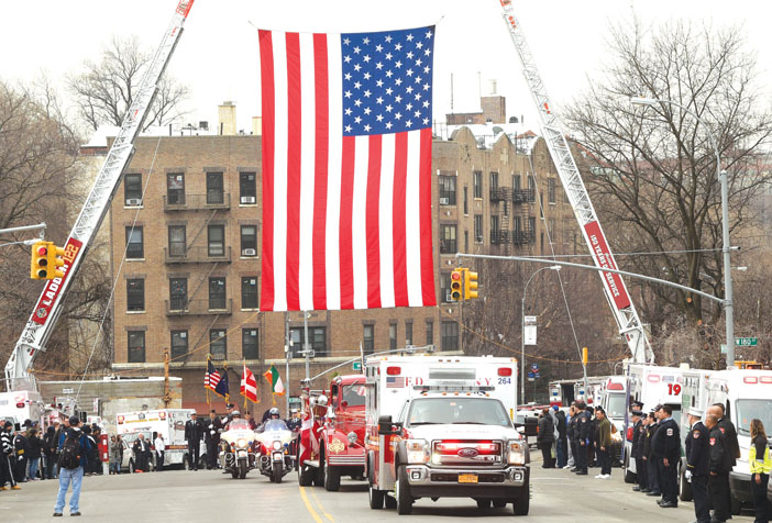 FDNY EMT Yadira Arroyo Laid to Rest