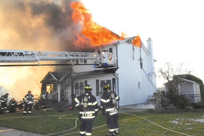 2-House Blaze in Massapequa