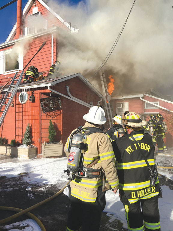 Popular Whippany Tavern Burns