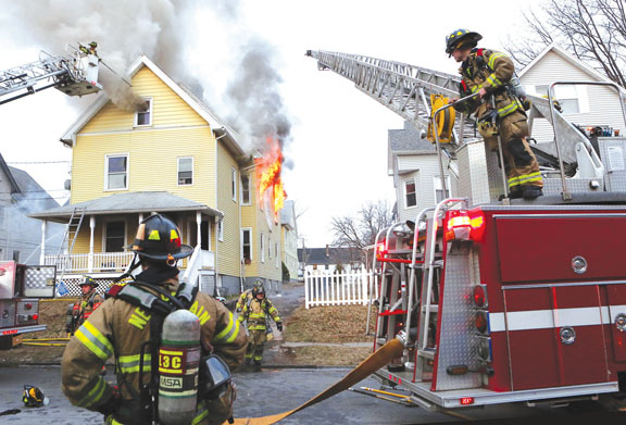 New Britain 2-Alarm