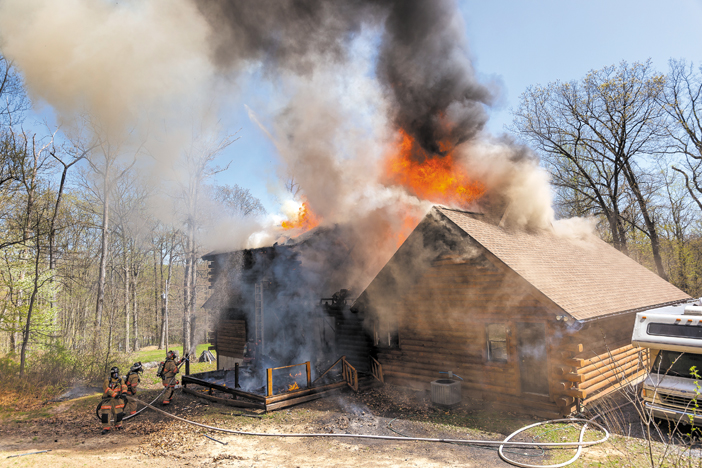 Controlled Burn Not So Controlled