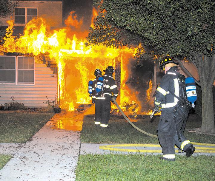 Crossgate Dr. Residence Fire