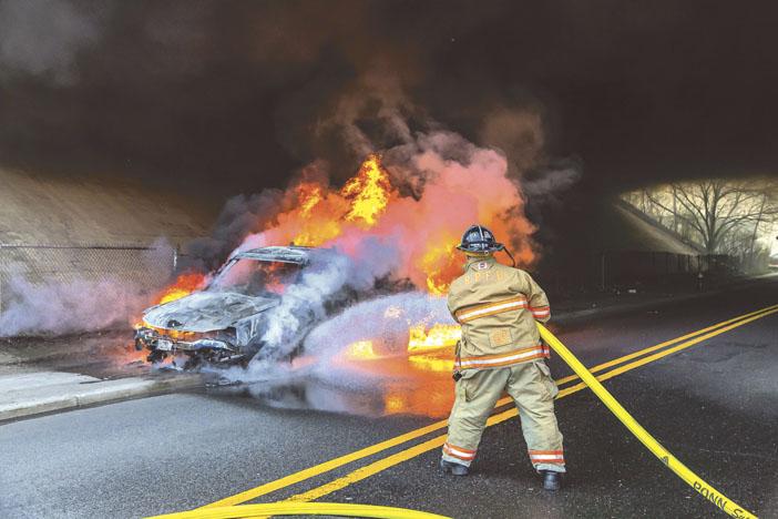 Bleve at Ridgefield Park-Bogota Pickup Fire