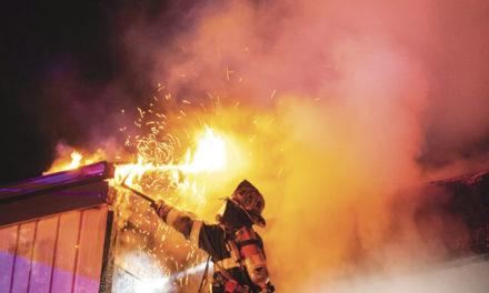 Suffern House Fire