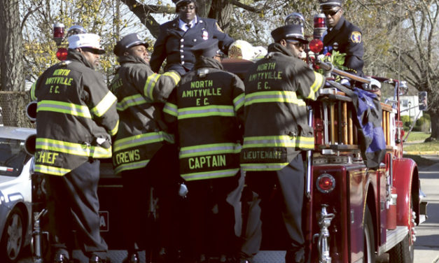 LODD: North Amityville's Daryll T. Rollins