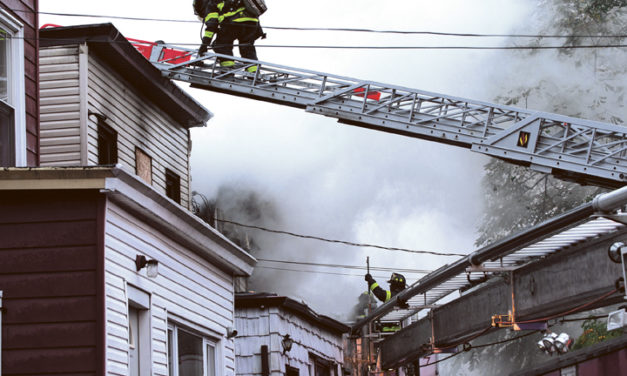 East New York 2-Building 2-Alarmer