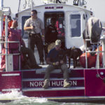 Fire Boats Lend Hand to Police K9 Exercise
