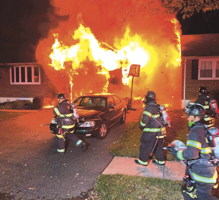 Fully Involved in Christiana