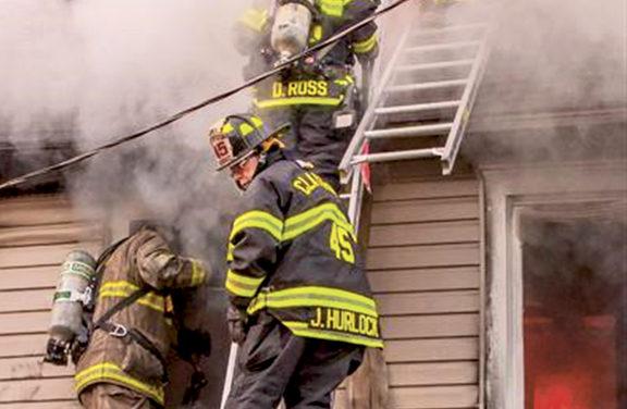 Multiple Companies Battle House Fire