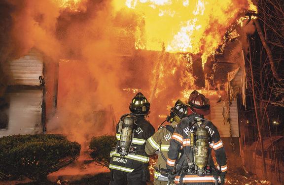 Fatal Fire in Ramapo