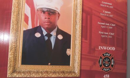 Inwood Remembers Chief Sanford