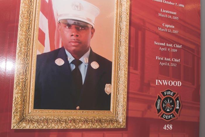 Inwood Remembers Chief Sanford