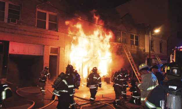 Mineola 5-Alarmer Extends