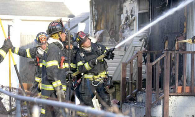 Heavy Fire in Wyandanch