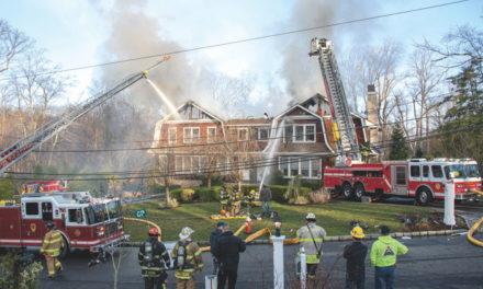 Roslyn Fire Rekindles