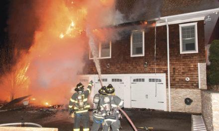 Roslyn House Fire
