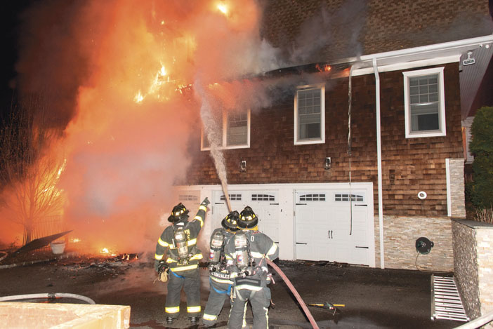 Roslyn House Fire