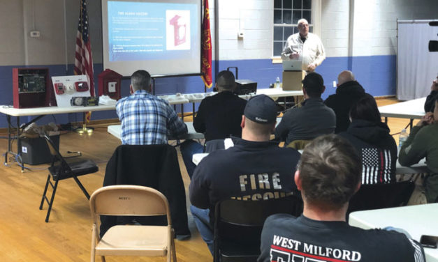 West Caldwell Alarm Systems Course