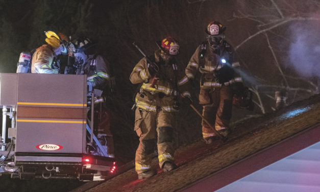 Home Burns on Tokay Lane