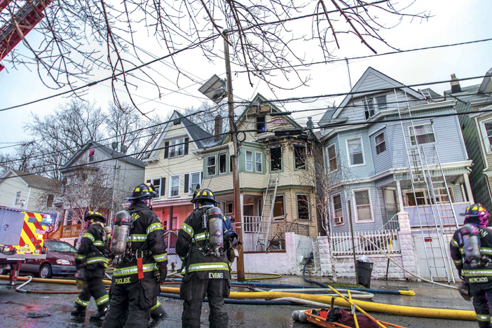 Paterson Blaze Extends But Is Stopped