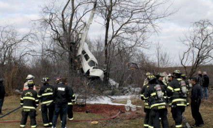Plane Crash In Danvers