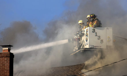 Fatality at Moorestown 2-Alarm Blaze