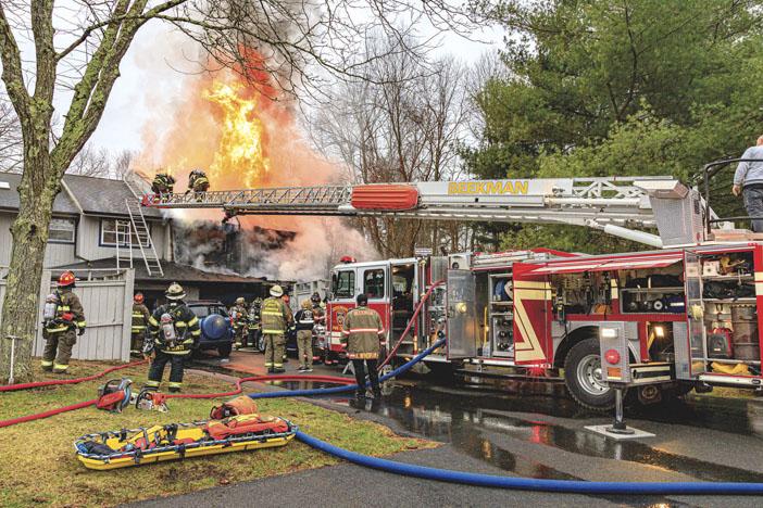 Chelsea Cove Condo Fire
