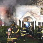 Heavy Fire on Arrival at South Hempstead Home
