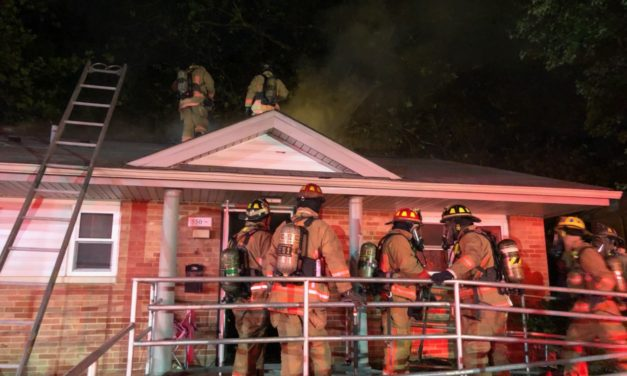 Cincinnati firefighters make quick work of structure fire