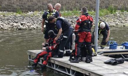 Indianapolis firefighters recover missing man in pond