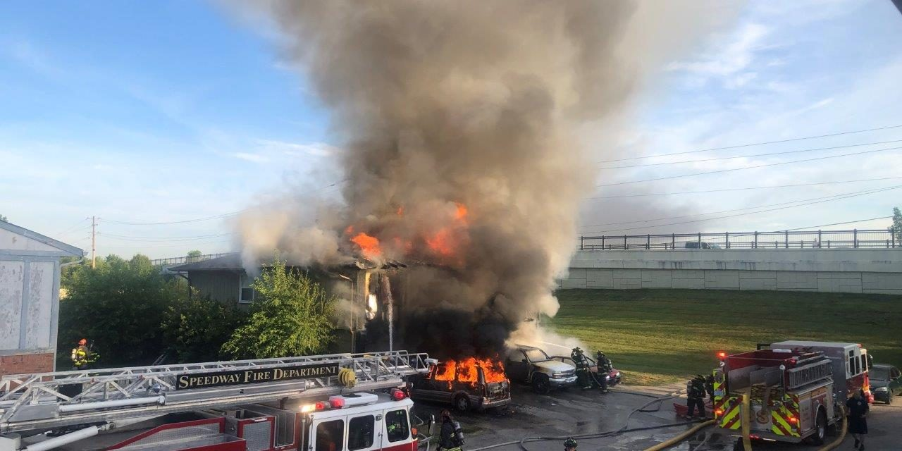 FATAL STRUCTURE FIRE