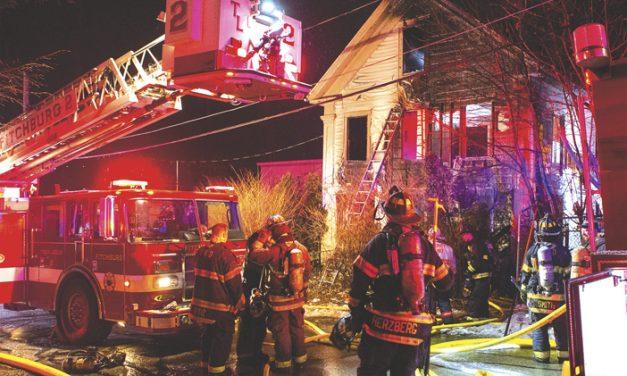 2 Die in Fitchburg Blaze