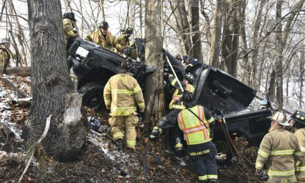 Extrication in Derry Twp.