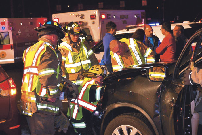7 Hurt in Jericho MVA