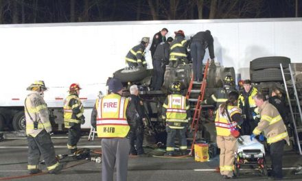 Big Rigs MVA on LIE
