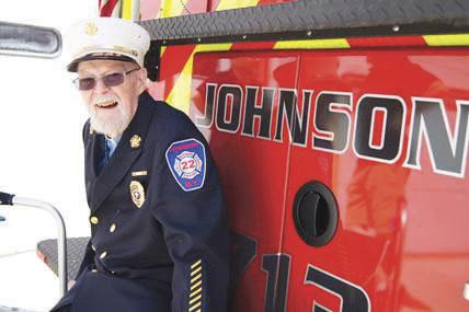 Johnson's Chaplain Robert Vaughn