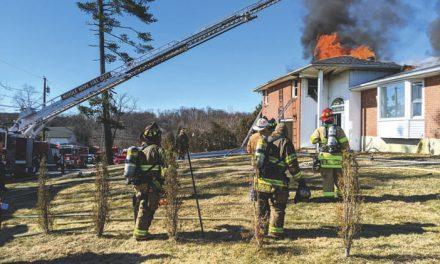 5 FFs Hurt at Bennett Rd. Blaze