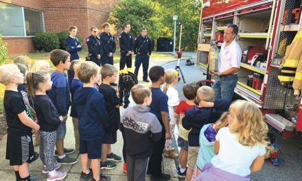 Bedford Fire & Rescue Honored