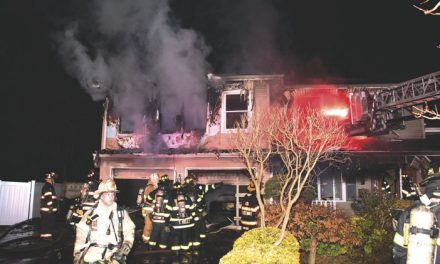 Oyster Bay 2-Alarmer; Menagerie Rescued
