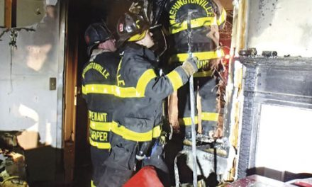 Washingtonville House Fire