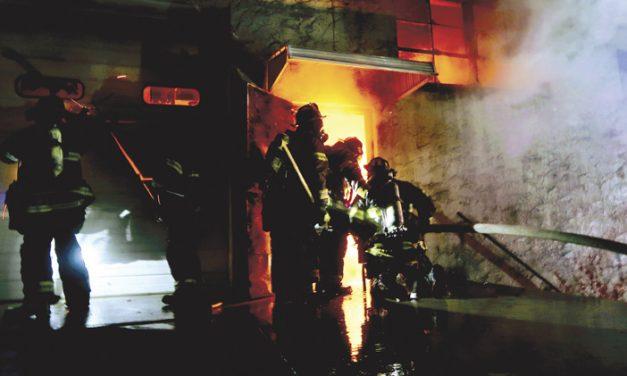 Hackensack Warehouse Fire