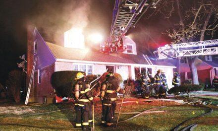 Westbury House Fire