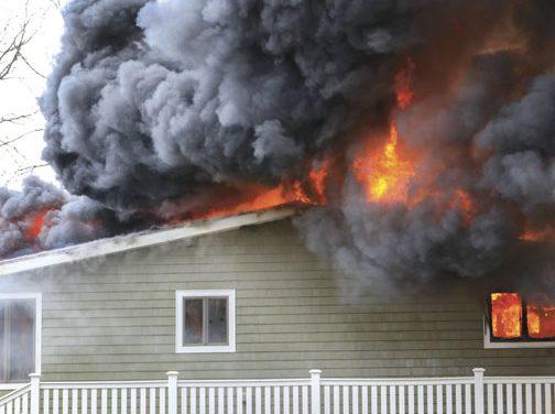 Heavy Fire on Arrival in Greenwich