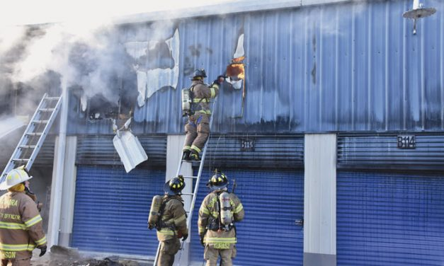 Long Fight at Somers Point Storage Facility