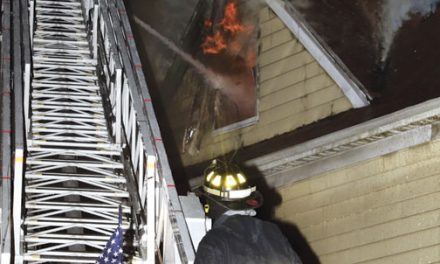 Mount Vernon 2-Alarmer Contained