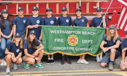 The Westhampton Beach FD Junior Program 2020